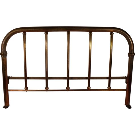 Antique Brass Bed Frame Lovely Antique Brass Bed Frame From Theroyaljackalope On Ruby