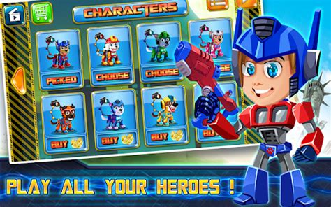 mod game apk mwb game paw jetpack robot apk for windows phone android