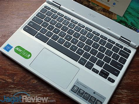 Tombol Keyboard Laptop Acer review chromebook acer cb3 131 c457 jagat review