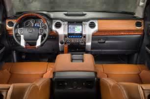 Toyota 1794 Interior toyota celebrates one millionth built truck photo