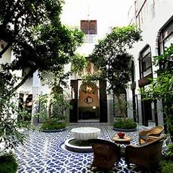 10 best images about interior courtyards on