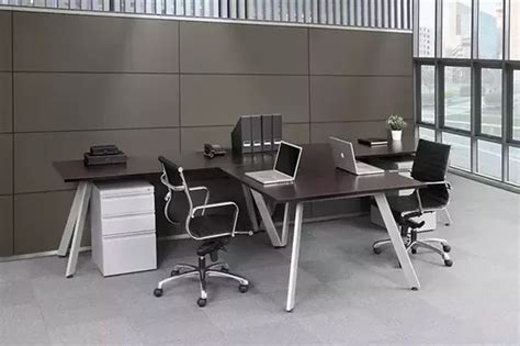 T Shaped Computer Desk What Are Some Two Person Computer Desks List Question Quora