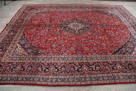 Area Rug Sale Clearance Clearance Sale 10x12 Mashad Area Rug Wool Carpet 12 4 Quot X 9 9 Quot Ebay