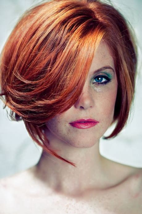 red hairstyles 2015 hair colours for short hair 2015