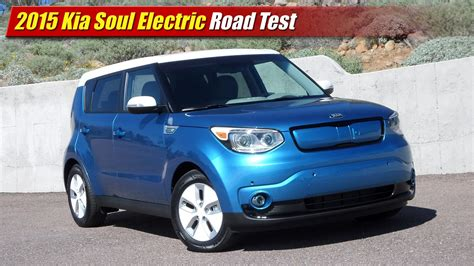 Soul Kia Electric Road Test 2015 Kia Soul Electric Testdriven Tv