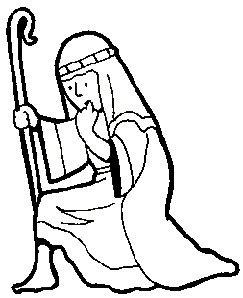 coloring page shepherds christmas printable christmas coloring page shepherd