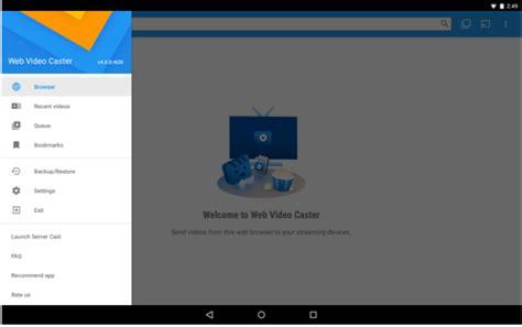 web caster premium apk web caster apk premium v4 1 7 b812 loukos por android