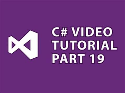 git tutorial derek banas c tutorial 19 wpf xaml youtube