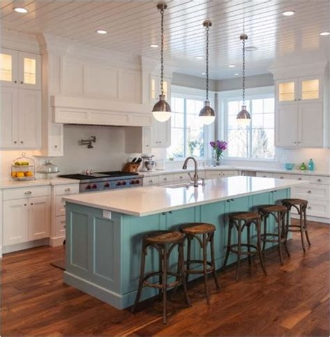 kitchen island height counter vs bar height centsational cheryl smith associates interior