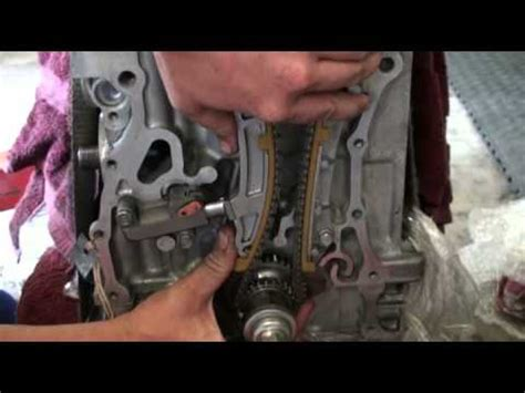 Fan Belt Honda Crv 24 2400cc 2007 2012 Ori timing chain tensioner installation for k24 dragtimes