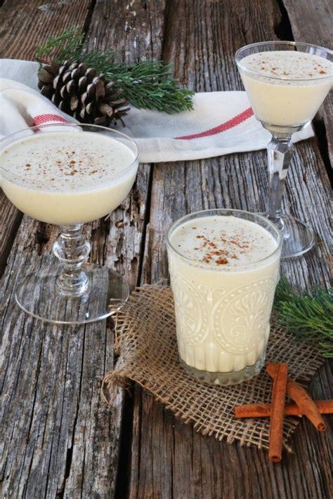 best 25 eggnog drinks ideas on pinterest eggnog recipe