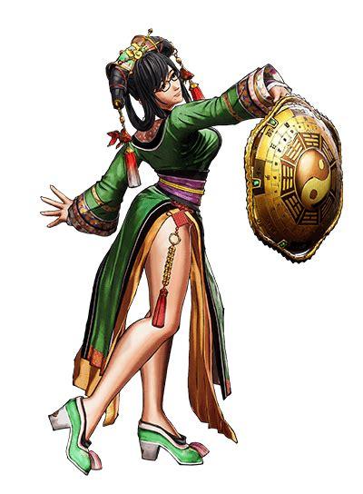 wu ruixiang samurai shodown