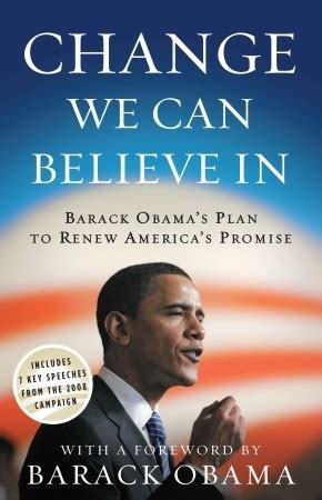 barack obama biography book online change we can believe in barack obama s plan to renew