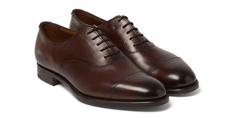 chelsea oxford shoes the footwear fix edward green chelsea oxford shoes