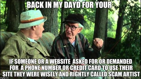 Grumpy Old Men Meme - grumpy old men imgflip