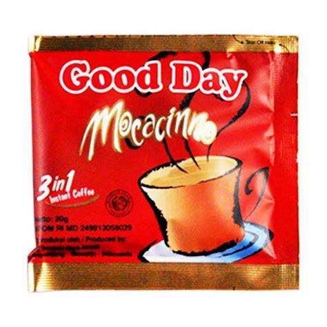Kopi Sachet Coffe Sachet jual day kopi 3 in 1 moccacinno coffee 20 g 10