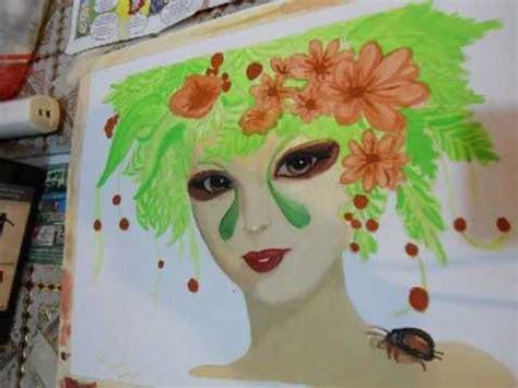imagenes para pintar en acuarela como pintar con acuarela un dibujo youtube