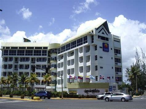 comfort inn puerto rico hotel comfort inn levittown san juan puerto rico 26 07