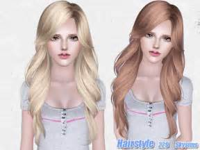pretty sims cc hairstyles beautiful hairstyle 229 by skysims sims 3 hairs