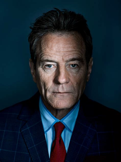 bryan cranston website a portrait for the wall street journal with the breaking