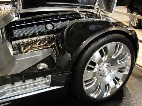Cadillac Sixteen Engine by Concept Cadillac Sixteen Un Gros V De 16 Cylindres Et