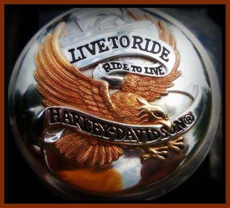 Harley Davidson Motto by Two Wrenches Bike Shop Biker Photo Of The Day Great Motto