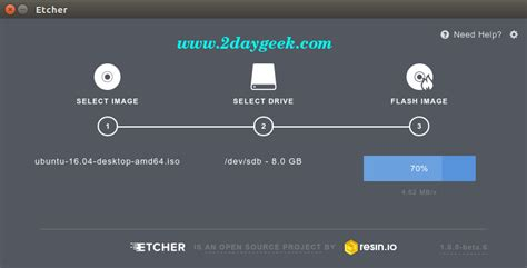 make a bootable sd card etcher easy way to create a bootable usb drive sd card