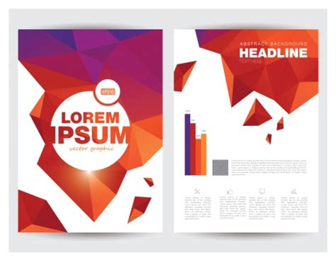 a4 brochure layout design a4 brochure design template vectors stock in encapsulated