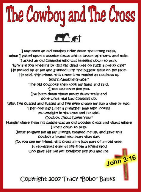 echolyn cowboy poems free cowboy prayers and quotes quotesgram