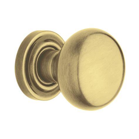 shop baldwin 5000 satin brass brown passage door