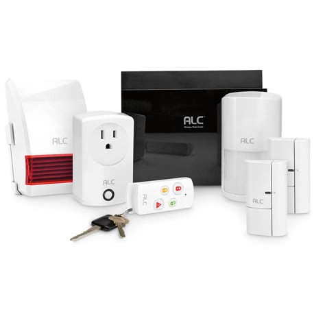 alc wireless security system protection kit 669866 home