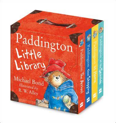 Paddington Mini Square by Paddington Library 163 4 99 Octer