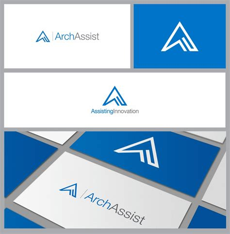 designcrowd pty logo design for archassist pty ltd by naavyd design 3120750