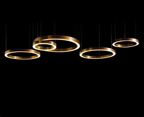 silver ring statement ceiling light ctd project henge light ring horizontal henge furniture home design