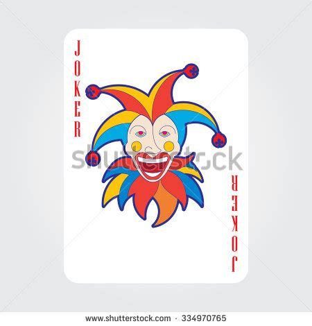 Joker Card Template by Joker Stock Photos Royalty Free Images Vectors