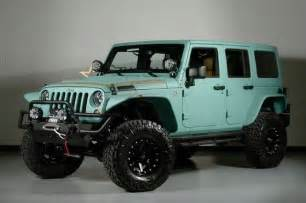 Mint Green Jeep Jeep Wrangler Unlimited Picmia