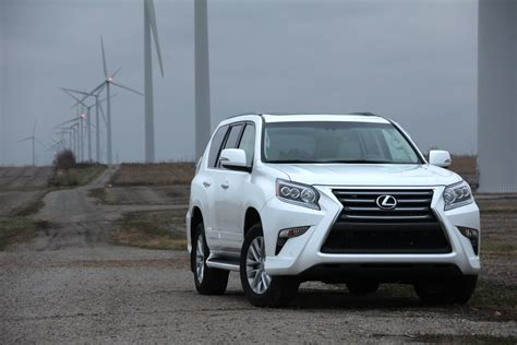 lexus gx 2017 on the road with the 2017 lexus gx 460 the drive