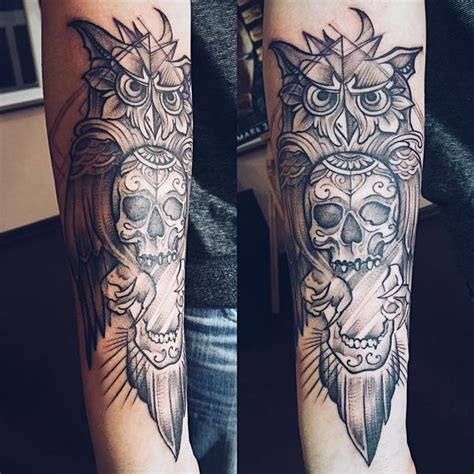 black and white owl tattoo designs 51 owl tattoos ideas best designs with meaning