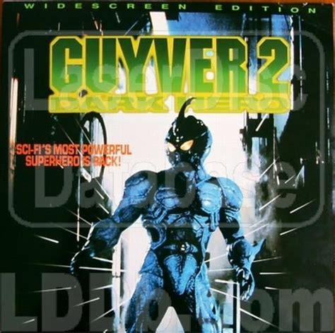 The Guyver 2 1994 Dvd Collection Koleksi laserdisc database guyver id2677li