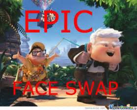 Face Switch Meme - epic face swap by deathstar3548 meme center