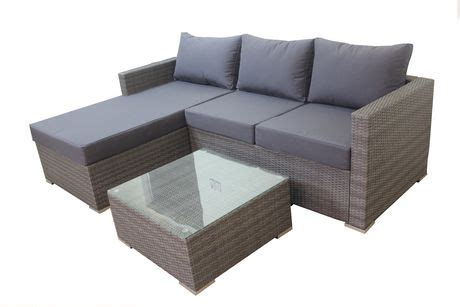 deep set sofa patio flare olivia deep seating sofa sectional set