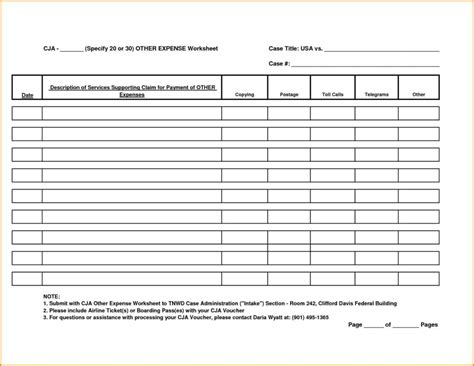 business monthly expenses template monthly expense tracker