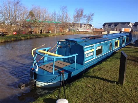 houseboat scotland blue hue a houseboat holiday in edinburgh foodie quine