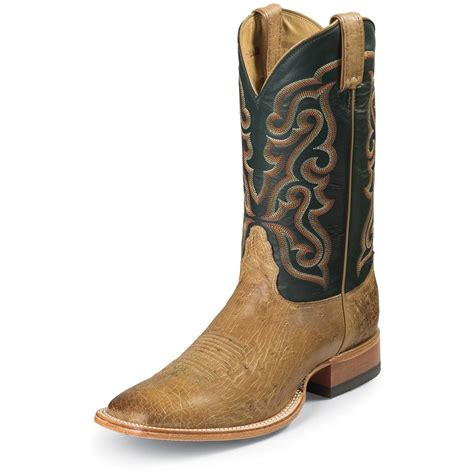 ostrich boots s nocona 174 11 quot smooth ostrich boot boots green ranch