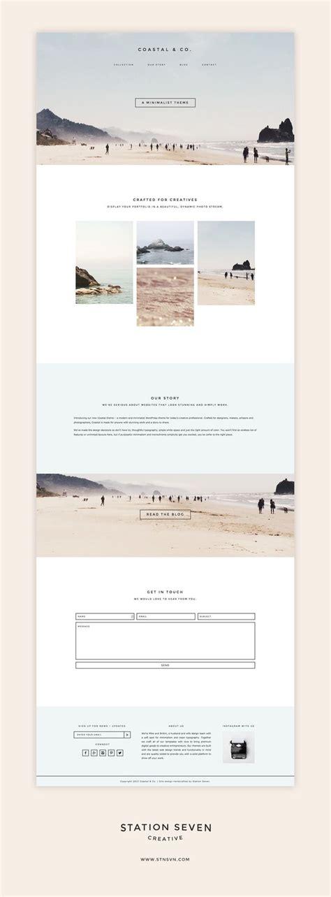 designspiration wordpress theme 26 best photography portfolio images on pinterest