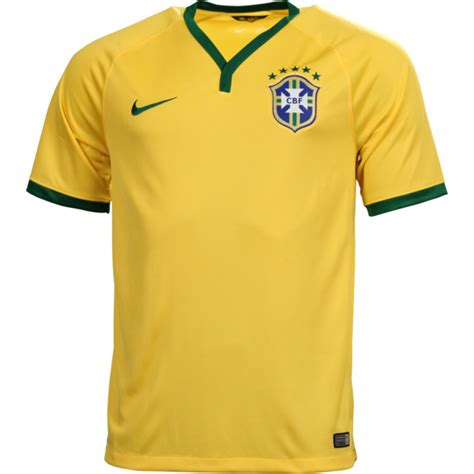 Jersey Brazil Home Ls 2014 brazil 2014 s official home jersey 575280703