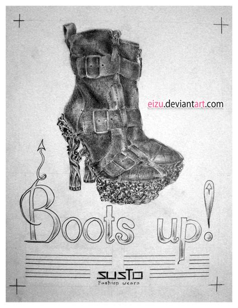 boots layout it layout plate boots up by eizu on deviantart