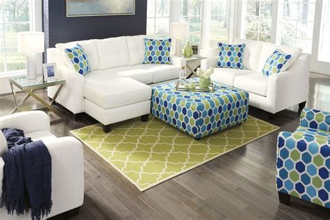 aldie nuvella sofa chaise sleeper aldie nuvella white queen sofa chaise sleeper from ashley