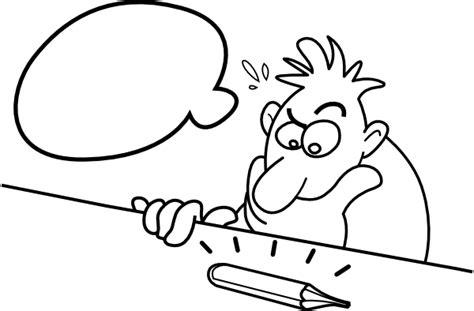 sketchbook itu apa thinking clip at clker vector clip