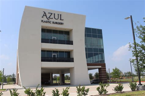 Three Story Building Azul Plastic Surgery Opens In New 3 Story Building In